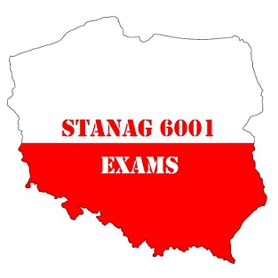Illustration to the article on military English exams in Poland according to Stanag6001
